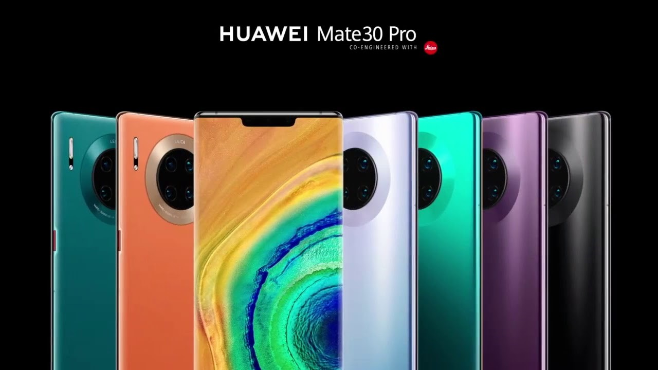 Huawei claims it sold one million Mate 30 units in three hours